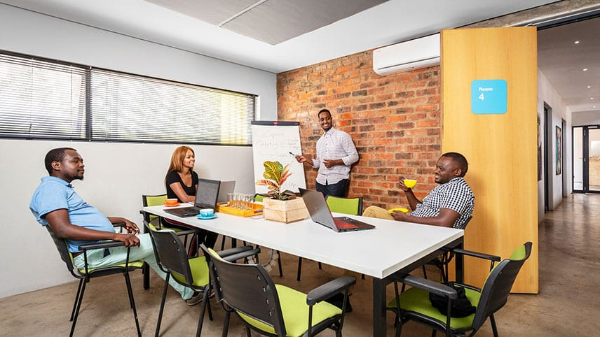 Co.Space Meeting Rooms - Affordable Commercial Workspaces